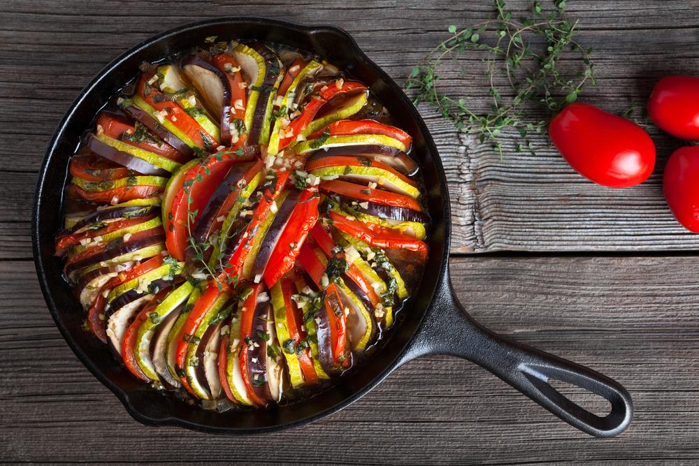 Légumes et féculents