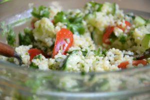 salade par votre diététicienne Aurore Noblecourt