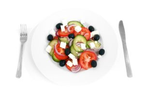 Salade estivale par Aurore Diététicienne